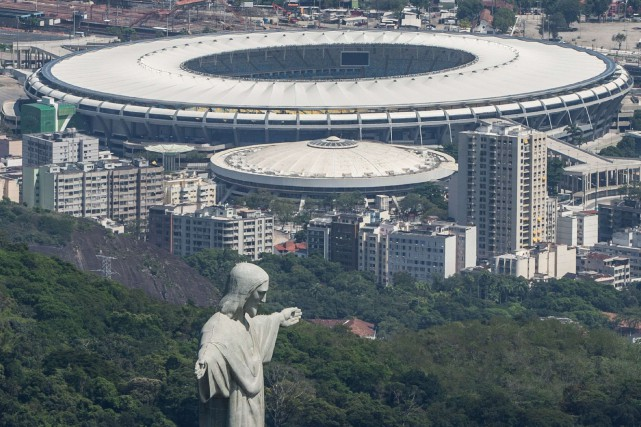 «L'économie du Brésil se trouve en Unité de... (PHOTO YASUYOSHI CHIBA, ARCHIVES AFP)
