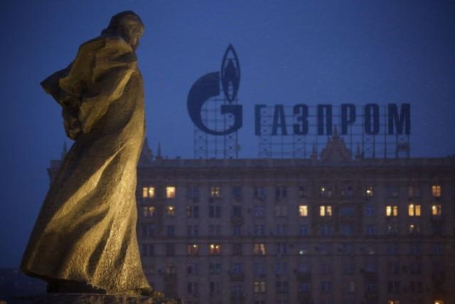 Gazprom a menacé de couper le robinet à... (Photo Alexander Zemlianichenko, Archives AP)