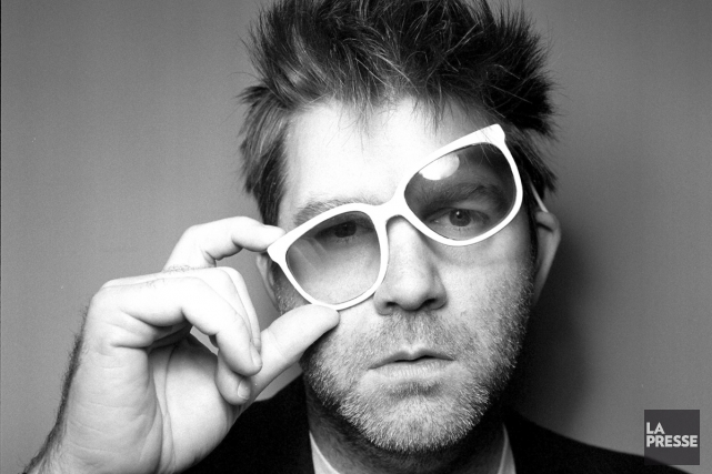 James Murphy... (Photo: archives La Presse)
