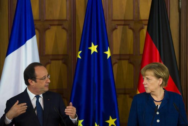 Le président de la France, François Hollande, a... (PHOTO THOMAS PETER, ARCHIVES REUTERS)