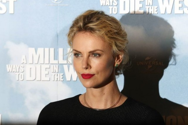 Charlize Theron... (Photo: Reuters)