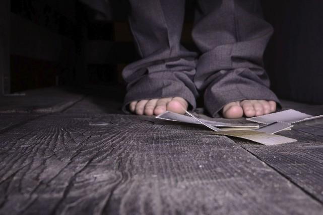 Un garçon âgé de 10 ans a été retrouvé enfermé dans la chambre d'un domicile de... (PHOTO GETTY IMAGES/ISTOCKPHOTO)
