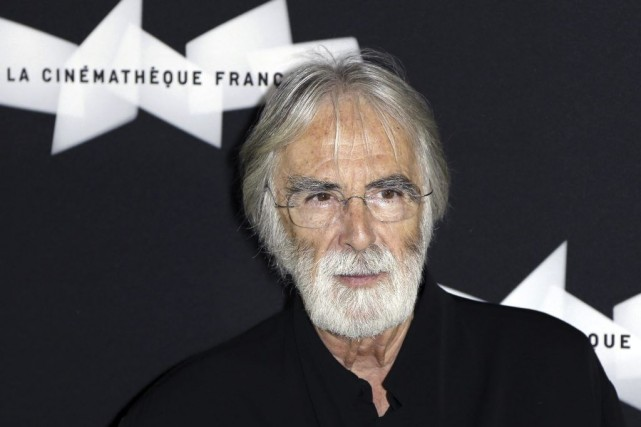 Le réalisateur autrichien Michael Haneke.... (Photo archives AFP)