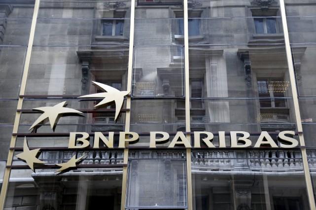 La menace d'une amende record pour BNP Paribas aux États-Unis pourrait avoir... (Photo Charles Platiau, Reuters)