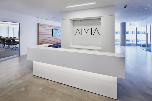 Aimia tente de remplacer le départ d'Air Canada... (fournie par Aimia)