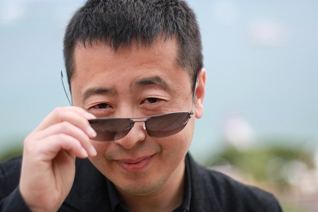 Jia Zhangke... (PHOTO LOIC VENANCE, AFP)
