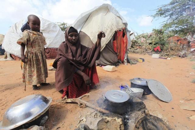Ces crises découleraient de trois conflits importants: les... (Photo: FEISAL OMAR, archives Reuters)