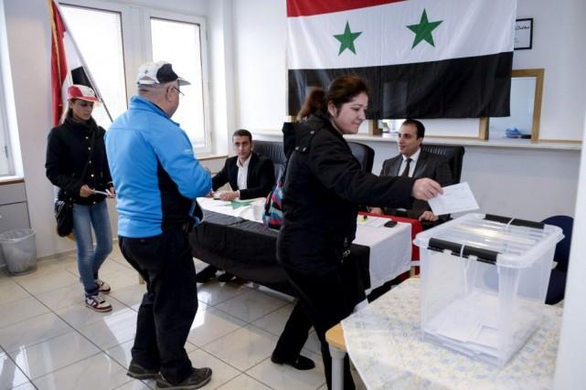 Les résultats du vote des expatriés devraient être... (Photo Bertil Ericson, AP/TT News Agency)