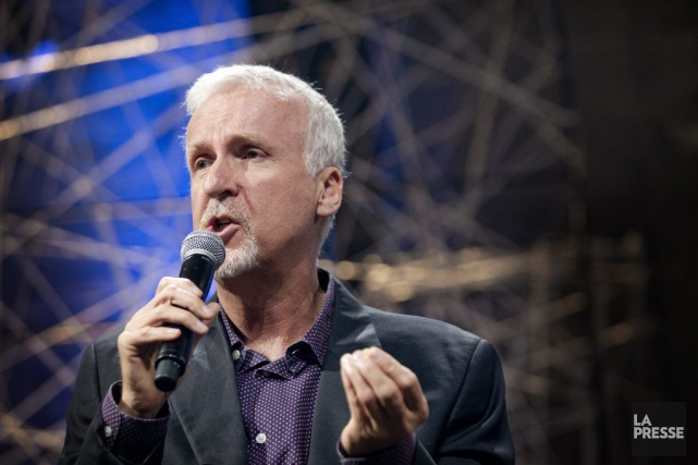 James Cameron... (PHOTO MARCO CAMPANOZZI, ARCHIVES LA PRESSE)