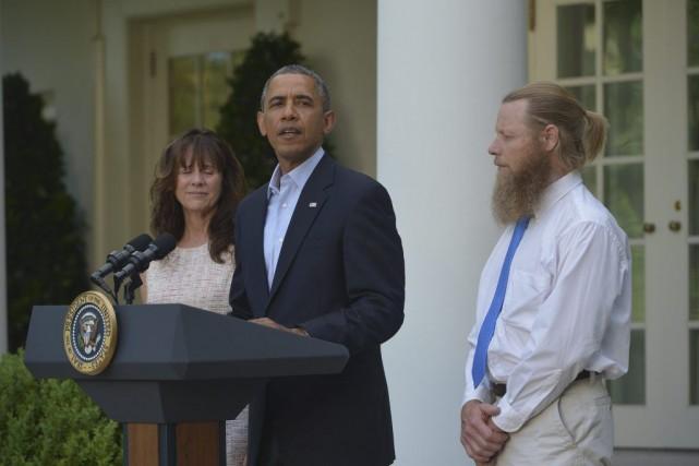 Le président Barack Obama... (PHOTO MANDEL NGAN, AFP)