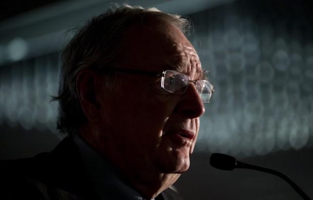 L'ancien premier ministre libéral Paul Martin... (Photo Darryl Dyck, La Presse Canadienne)