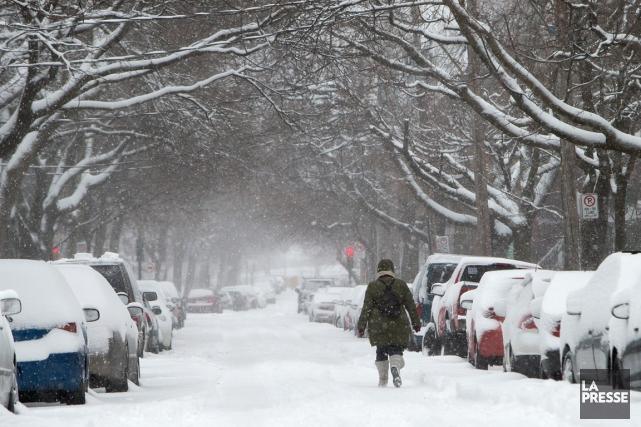 Dame Nature risque fort de donner du fil à retordre à bien des Québécois très... (PHOTO ROBERT SKINNER, ARCHIVES LA PRESSE)