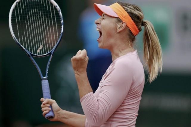 Maria Sharapova... (Photo VINCENT KESSLER, Reuters)