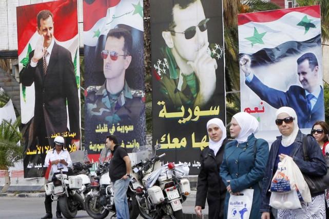 Selon le ministère de l'Intérieur, 15 millions de... (PHOTO KHALED AL-HARIRI, REUTERS)