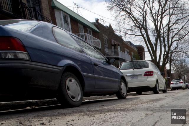 Les propriétaires de véhicules électriques paieront 58$ par... (Photo Alain Roberge, La Presse)
