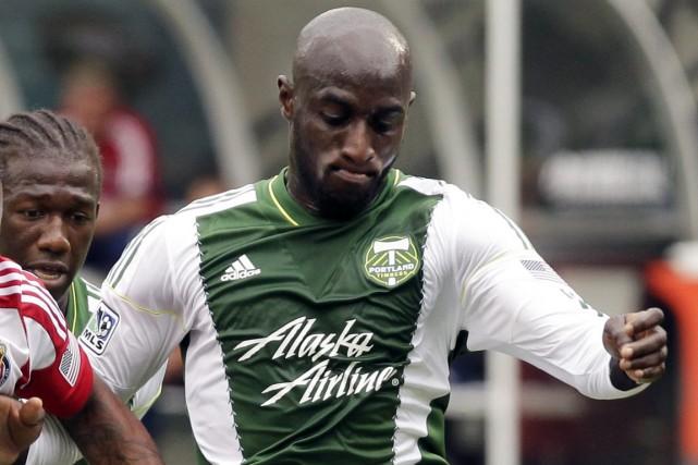 Mamadou «Futty» Danso a passé les quatre dernières... (Photo Don Ryan, AP)