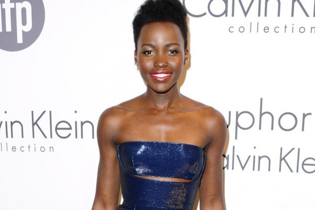 Lupita Nyong'o... (Photo: AP)