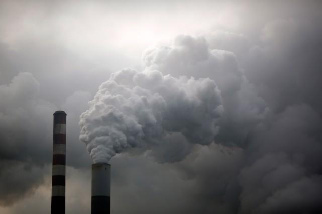 D'ici 2019, les émissions de CO2 dues à... (PHOTO LUKE SHARRETT, ARCHIVES BLOOMBERG)
