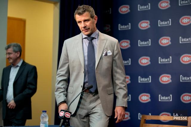 Marc Bergevin a refait du Canadien... le Canadien!... (Photo David Boily, La Presse)