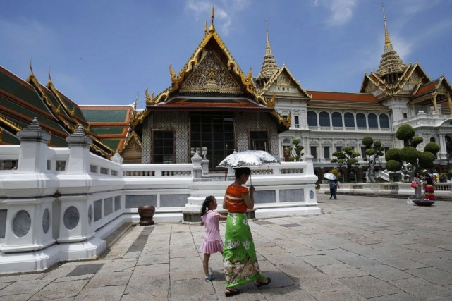 Les arrivées de touristes étrangers sur les quatre... (Photo Erik De Castro, Reuters)