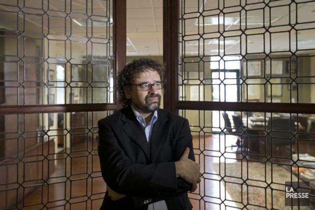 En 25 ans de travail, le musicien italien... (Photo: Ivanoh Demers, La Presse)