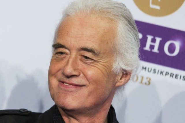 Jimmy Page... (Photo: archives AP)