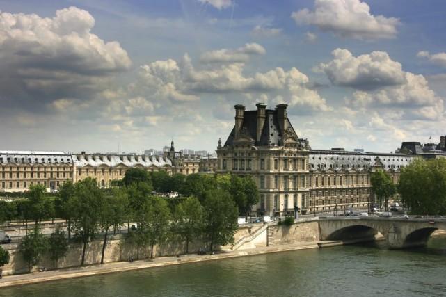 Le Louvre... (Photo: Digital Vision/Thinkstock)