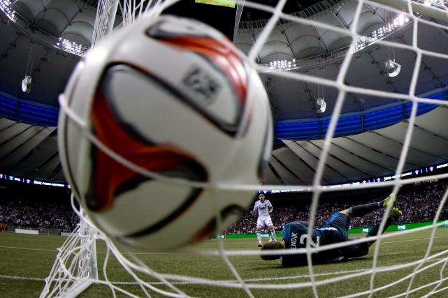 L'Association canadienne de soccer a dévoilé mardi sa nouvelle vision unifiée... (Photo DARRYL DYCK, PC)