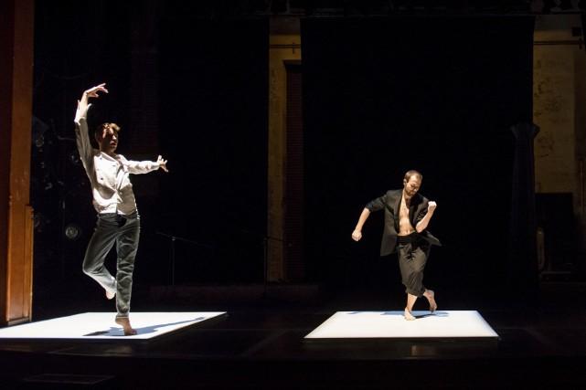 À l'image des «bals» de voguing, les interprètes... (Photo: fournie par le FTA)