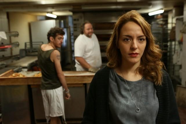 Le long métrage Je suis à toi de David Lambert, une coproduction... (Photo: fournie par Filmoption)