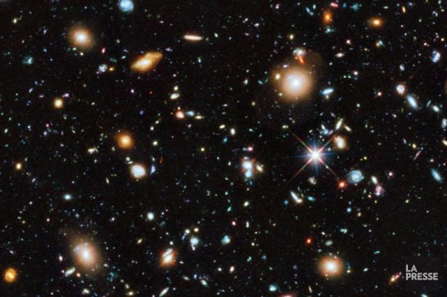 Les scientifiques peuvent déjà étudier les atmosphères de... (Photo archives AFP)