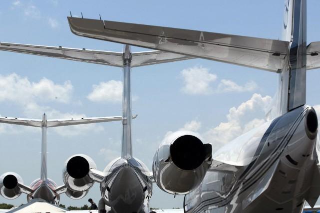 Les compagnies aériennes n'en font pas plus que... (archives Bloomberg)