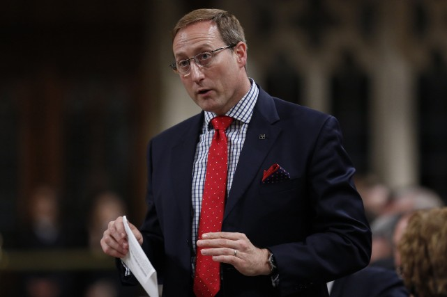 Le ministre fédéral de la Justice, Peter Mackay... (Photo Chris Wattie, Reuters)