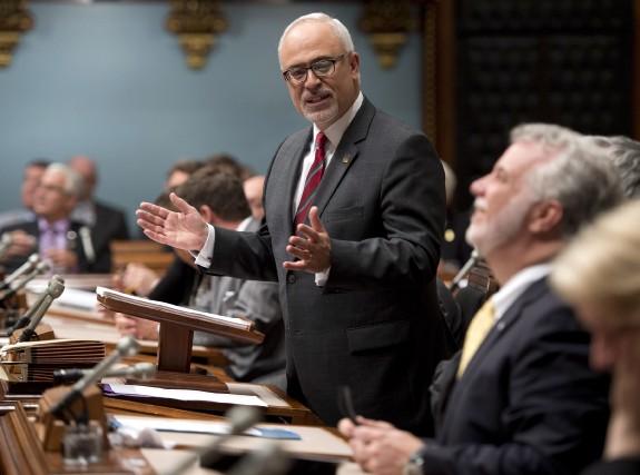 Ce budget qui enlève à beaucoup d'entreprises d'une... (Photo Jacques Boissinot, La Presse Canadienne)