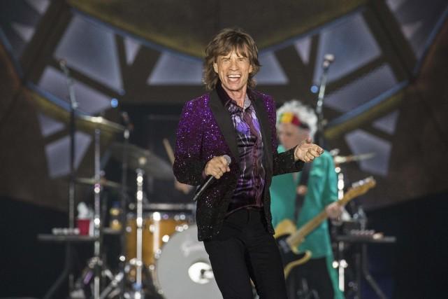Les Rolling Stones ont donné mercredi soir à Tel-Aviv leur premier concert en... (Photo BAZ RATNER, Reuters)