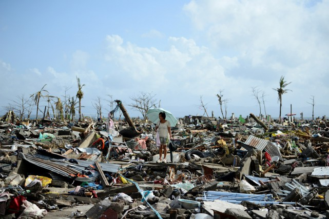 Trois pays sont à «haut risque», les Philippines,... (PHOTO NOEL CELIS, ARCHIVES AFP)