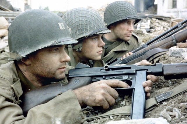 Saving Private Ryan... (Photo: fournie par Télé-Québec)