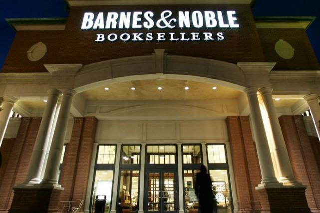 Le libraire américain Barnes & Noble va concevoir une tablette avec le... (Photo archives AP)