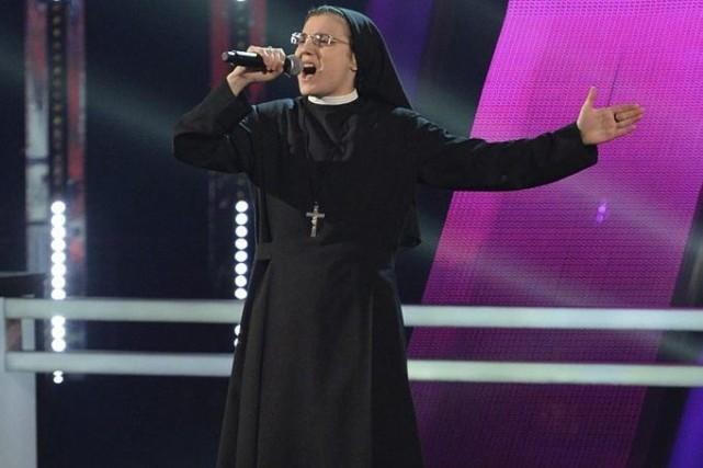 Soeur Cristina... (Photo: AFP)