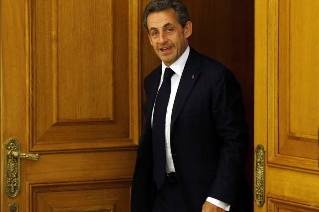 L'ancien président Nicolas Sarkozy reviendra-t-il à la vie... (PHOTO SUSANA VERA, ARCHIVES REUTERS)