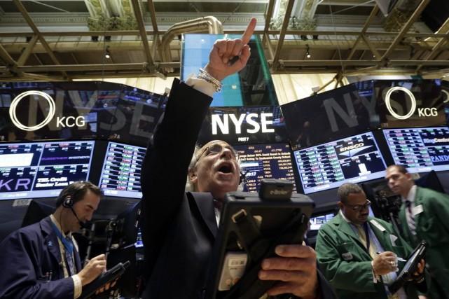 La SEC voudrait plus de transparence de la... (Photo Archives Associated Press)