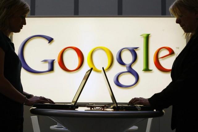Google précise qu'il mettra bientôt des kits à... (Photo Jens Meyer, Archives AP)
