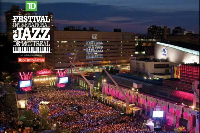 Le Festival international de Jazz de Montréal (FIJM) a honoré lundi le...
