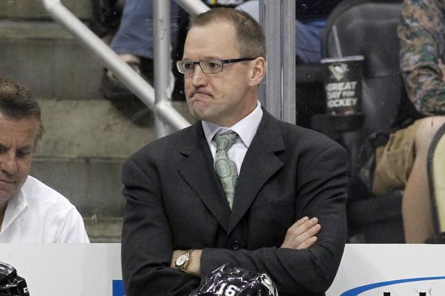 Dan Bylsma a dirigé les Penguins de Pittsburgh... (Photo Charles LeClaire, USA Today)