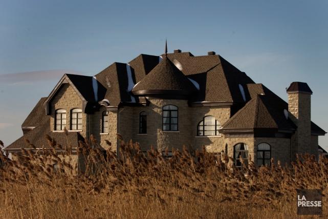 La Société canadienne d'hypothèques et de logement (SCHL) a indiqué vendredi... (Photo Ivanoh Demers, archives La Presse)
