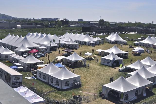 La Foire de l'environnement et de l'écohabitation de... (Photo fournie par Projetecosphere.org)