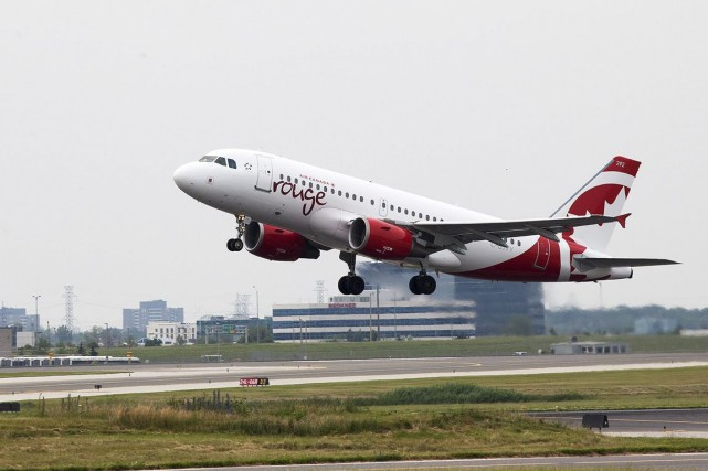 Les actions d'Air Canada ont connu la meilleure... (PHOTO AIR CANADA)