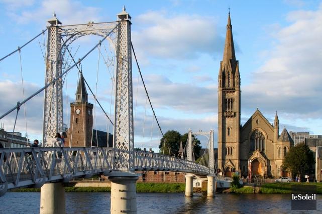 Les Écossais voterontle 18 septembre pour décider si... (Photo d'archives, Le Soleil)