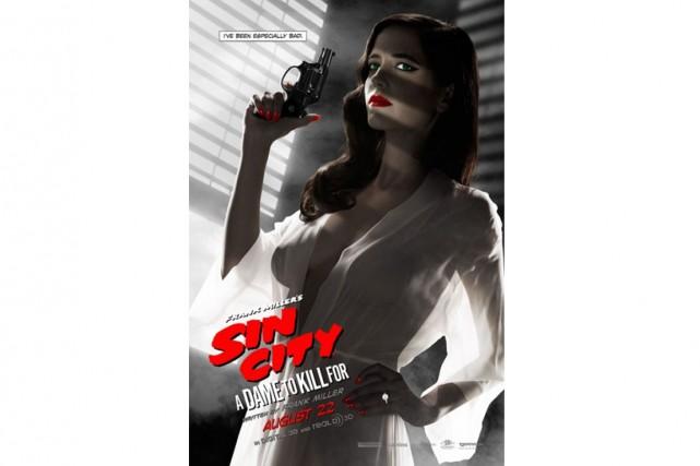 Cette affiche du film Sin City a été...