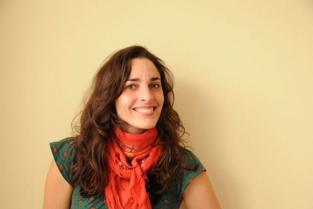 La réalisatrice Janice Nadeau.... (Courtoisie)